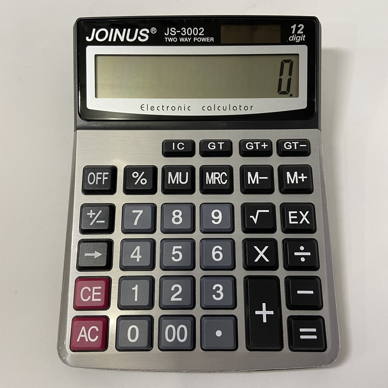 Настольный калькулятор Joinus JS-3002