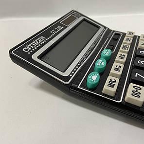 Настольный калькулятор Citizen CT-740, фото 2