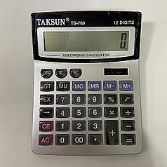 Настольный калькулятор Taksun  TG-769