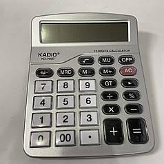 Настольный калькулятор Kadio KD-790B