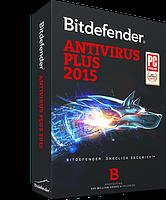 Bitdefender Antivirus Plus (1 ПК / 1 рік)