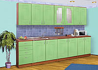 Кухня Карина (МДФ фантазийный) комплектом и посекционно