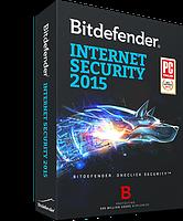 Bitdefender Internet Security (1 ПК / 1 рік)