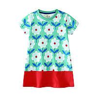 Платье для девочки Ромашки Jumping Meters (2 года)