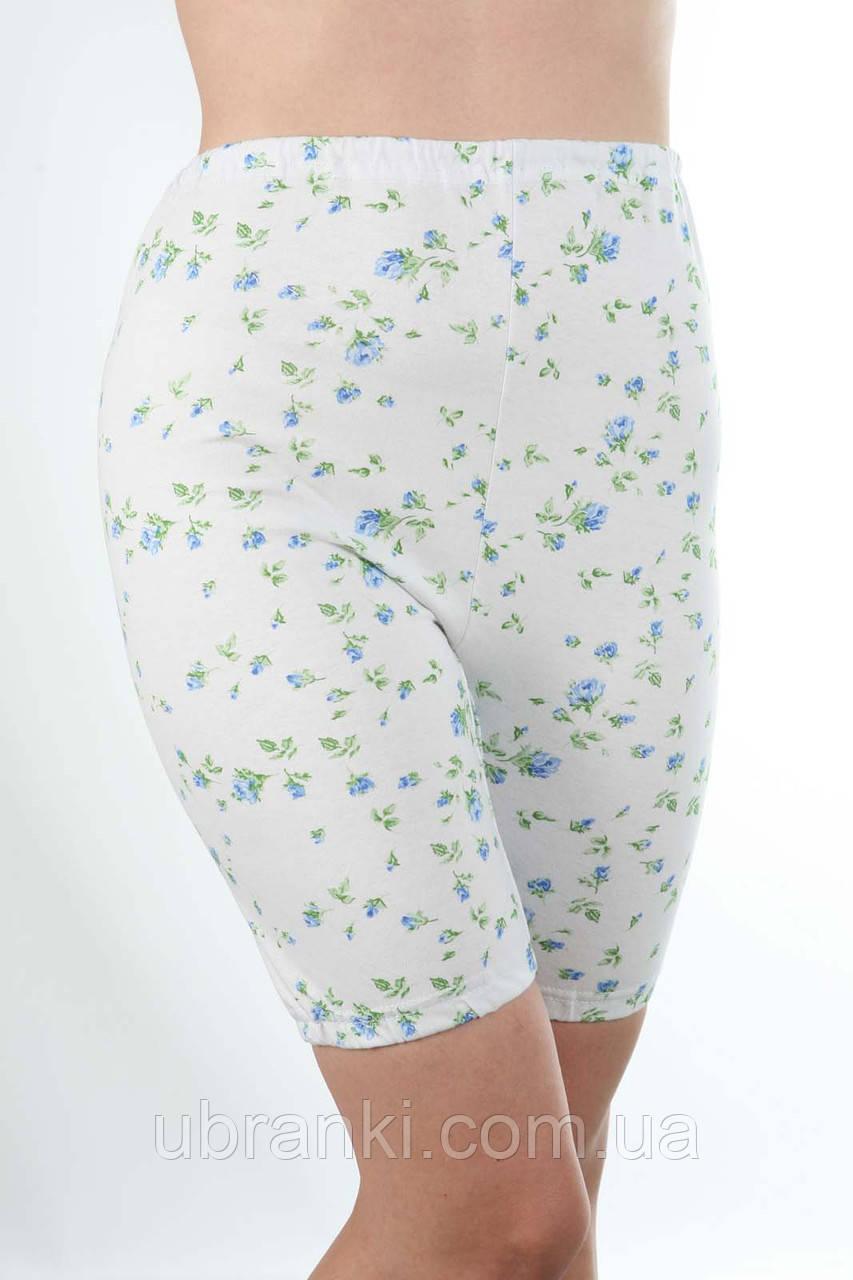 Панталоны женские из натурального хлопкового полотна