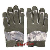 Армейские перчатки MIL-TEC AT-Digital 12521070
