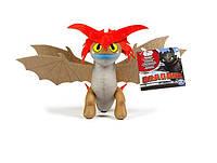 Дракон Грозокрыл - Мягкая игрушка 20 см серии Как приручить дракона-2, Spin Master (SM66572-6)