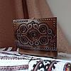 Шкатулка дерев'яна різьблена 21*15 для прикрас, ручна робота, фото 2