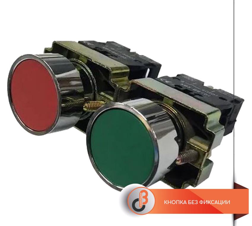 Кнопки без фіксації DD-R-31 (зелена)