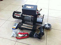 Лебедка Dragon Winch 8000 автомобильная электрическая, фото 1
