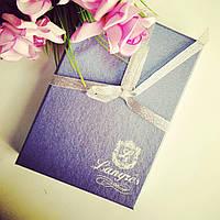 Подарунковий набір ручка ,брелок та закладка