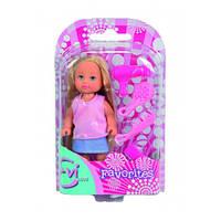 Эви и салон красоты, кукла и мини-набор аксессуаров, Steffi & Evi Love (573 4830-2)
