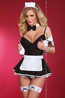 Костюм горничной Flirty maid LC, S/M, L/XL
