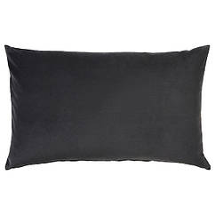 IKEA SANELA (004.167.49)  Чохол для подушки , темно-сірий 40x65 см