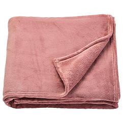IKEA ТРАТТВІВА (004.421.83)  Покривало, темно-рожевий 230x250 см