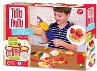 Завтрак, набор для лепки, Tutti Frutti (BJTT14802)