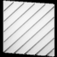 Гіпсові панелі 3D Діагональ DecoWalls