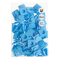 Пиксели Big 80 шт, голубой, Upixel (WY-P001O)