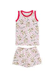 Пижама летняя девочковая
