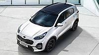 Новий Kia Sportage дебютує в квітні наступного року