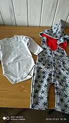 Комплект для новорожденных (боди, полукомбинезон)