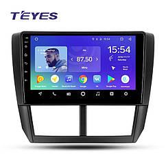 Штатная магнитола Teyes Subaru Forester 3 2007-2013 Android 2 32Gb