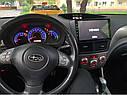 Штатная магнитола Teyes Subaru Forester 3 2007-2013 Android 10, фото 8