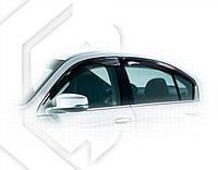 Дефлекторы оконHonda Accord IX Sd 2012 | Ветровики Хонда Аккорд