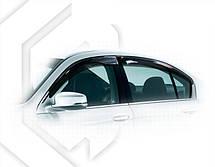 Дефлектори вікон Honda Accord IX Sd 2012 | Вітровики Хонда Акорд