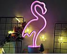Ночной светильник, светодиодный неоновый светильник Neon lamp series, фото 3