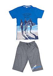 Комплект для мальчика (футболка и шорты)