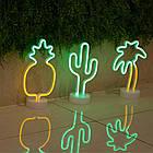 Ночной светильник, светодиодный неоновый светильник Neon lamp series, фото 5