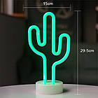 Ночной светильник, светодиодный неоновый светильник Neon lamp series, фото 6