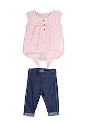 Комплект для девочки (блуза, бриджи)