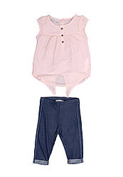 Комплект для дівчинки (блуза, бриджі)