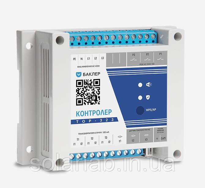 WiFi лічильник TOP-323-T5