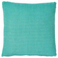 IKEA ГУЛЛЬКЛОККА (004.649.38) Чохол для подушки , бірюзовий 50x50 см