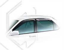 Вітровики Хонда Акорд | Дефлектори вікон Honda Accord VI Sd 1998-2002