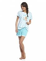 Пижама CORNETTE KD-582/44 RABBIT, 100 % хлопок