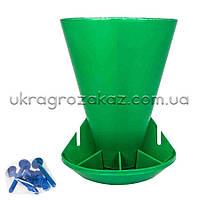 Кормушка бункерная (кормовой автомат) для поросят 6 кг (OK Plast)