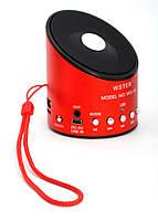 Мини портативная MP3 колонка от USB FM A9 Red