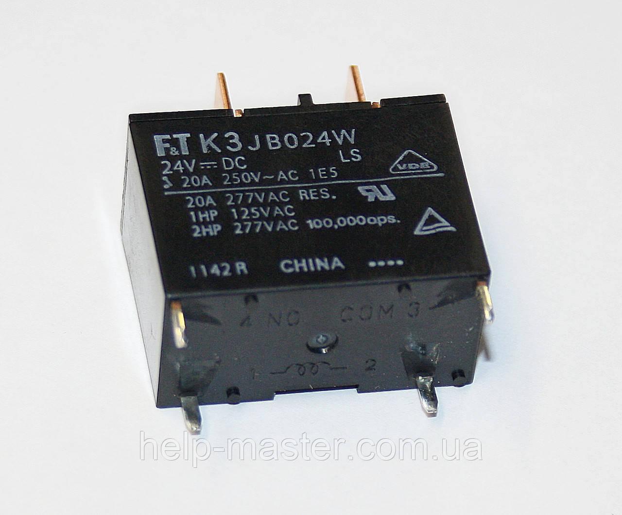 Реле FTR-K3 JB024W (24VDC)