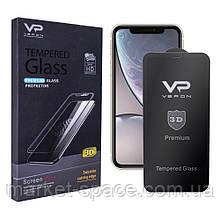 Защитно 3D стекло для iPhone X. Veron Premium