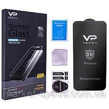 Защитно 3D стекло для iPhone 7 / 8. Veron Premium