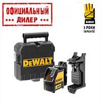 Лазерный уровень самовыравнивающийся DeWALT DW088CG