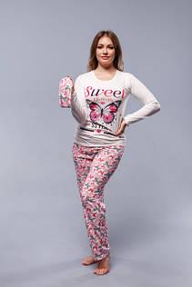 Женские котоновые пижамы