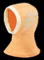 Детская шапочка-шлем для девочек, фото 1