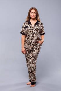 Женские сатиновые пижамы