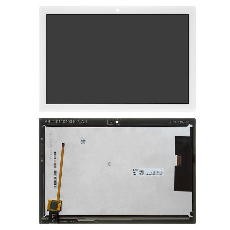 Экран (дисплей) для планшета Lenovo Tab 4 TB-X304N 10 с сенсором (тачскрином) белый Оригинал