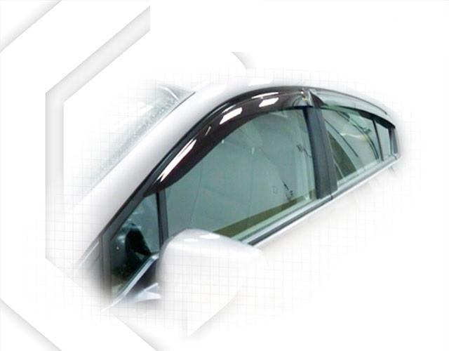 Дефлекторы окон Honda Insight II 2009